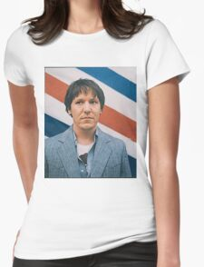 Elliott Smith Womens Fitted T-Shirt
