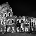 Colosseum by Night - Rome by skphotography