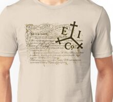 EAST INDIA LETTER OF MARQUE Unisex T-Shirt