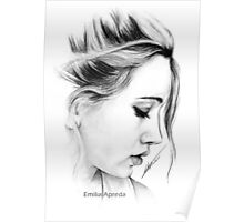 Bea Miller Pencil Sketch Poster