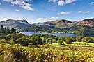 Patterdale - Ullswater, Cumbria. UK by David Lewins