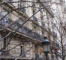 Paris Street by minikin