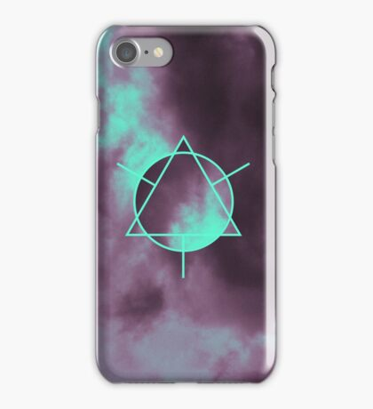 Geometry and Colors V iPhone Case/Skin