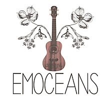 EMOCEANS Merch - Uke Photographic Print