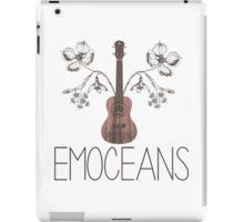 EMOCEANS Merch - Uke iPad Case/Skin