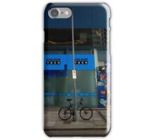 Walk on By. iPhone Case/Skin