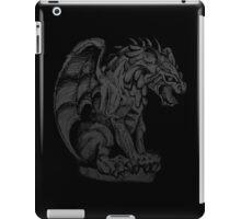 Spooky Gargoyle iPad Case/Skin