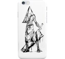 Pyramid Head iPhone Case/Skin