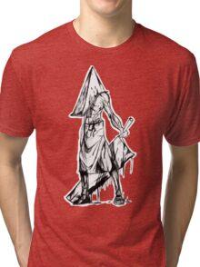 Pyramid Head Tri-blend T-Shirt