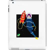 Space Girl iPad Case/Skin