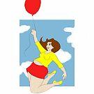 Freedom Balloon by lizbee