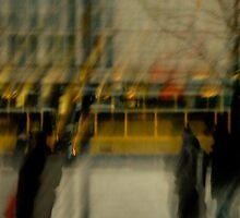 Berlin, Alexanderplatz II by Stephanie Jung