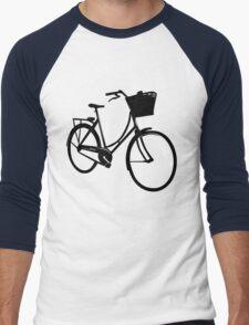 Classic style bike Men's Baseball ¾ T-Shirt