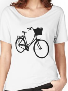 Classic style bike Women's Relaxed Fit T-Shirt