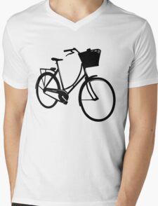 Classic style bike Mens V-Neck T-Shirt