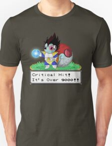 Water Pulse Over 9000? Unisex T-Shirt
