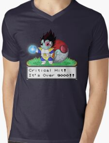 Water Pulse Over 9000? Mens V-Neck T-Shirt