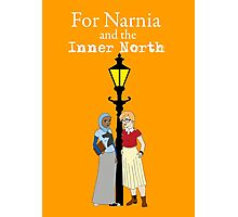 For Narnia and the Inner North Photographic Print