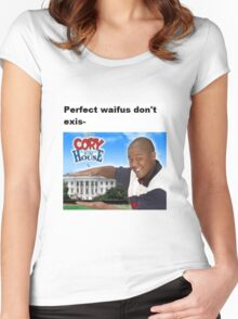 Cory in the House Women's Fitted Scoop T-Shirt