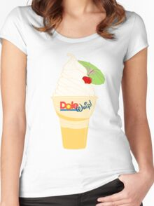 The Best Thing Since Sliced Pineapple Women's Fitted Scoop T-Shirt