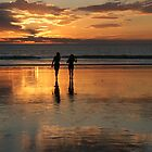 Reflective Silhouette by shazart