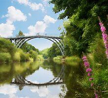 the iron bridge by nialloc