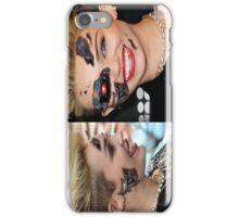 Miley Cyborg iPhone Case/Skin