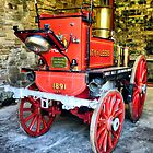 The Fire Engine by Colin Metcalf
