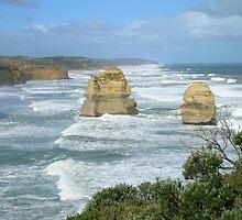 12 Apostles, Great Ocean Road, Vic. Australia by vanillapot