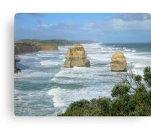 12 Apostles, Great Ocean Road, Vic. Australia Canvas Print