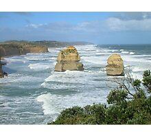 12 Apostles, Great Ocean Road, Vic. Australia Photographic Print