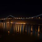 Golden Bay Bridge Reflections by Revive The Light Photography