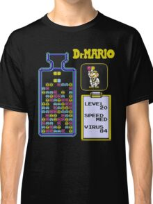 Dr.Mario NES Classic T-Shirt