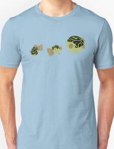 Puffer Fish - Puff, Puff and Away! Unisex T-Shirt