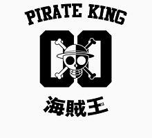 "One Piece Monkey D. Luffy ""Pirate King"" Shirt Black Version Unisex T-Shirt"