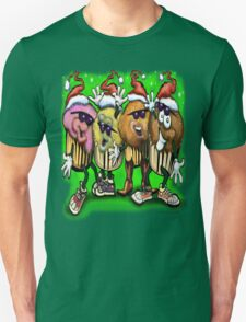Christmas Cupcakes T-Shirt