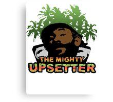 Lee Scratch Perry Reggae Dub Canvas Print