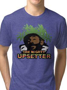 Lee Scratch Perry Reggae Dub Tri-blend T-Shirt