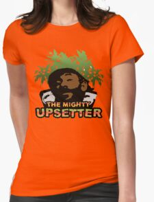 Lee Scratch Perry Reggae Dub Womens Fitted T-Shirt