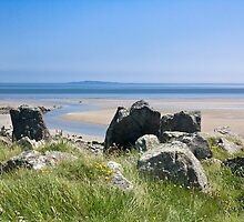 view from Cramond Island by TheFotoGraffer