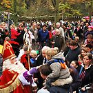 Sinterklaas is once again back in town by jchanders