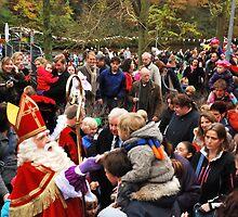 Sinterklaas is once again back in town by jchanders