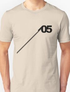 Number #05. T-Shirt