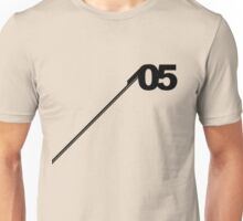 Number #05. Unisex T-Shirt