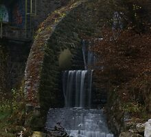 Long Exposure Cascades by WET-photo