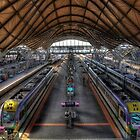 Southern Cross Station - HDR by Scott Sheehan