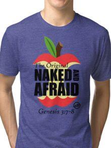 The Original Naked and Afraid Tri-blend T-Shirt