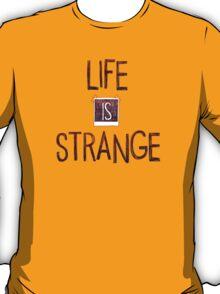 Life Is Strange Logo (2) T-Shirt