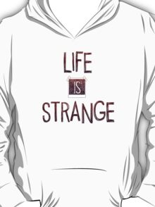 Life Is Strange Logo (2) T-Shirt