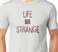 Life Is Strange Logo (2) Unisex T-Shirt